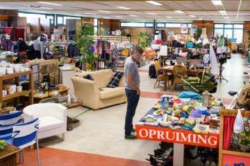 open dag | Kringloopplus kringloop kringloopwinkel kringloopdag kringloop+ winkelen